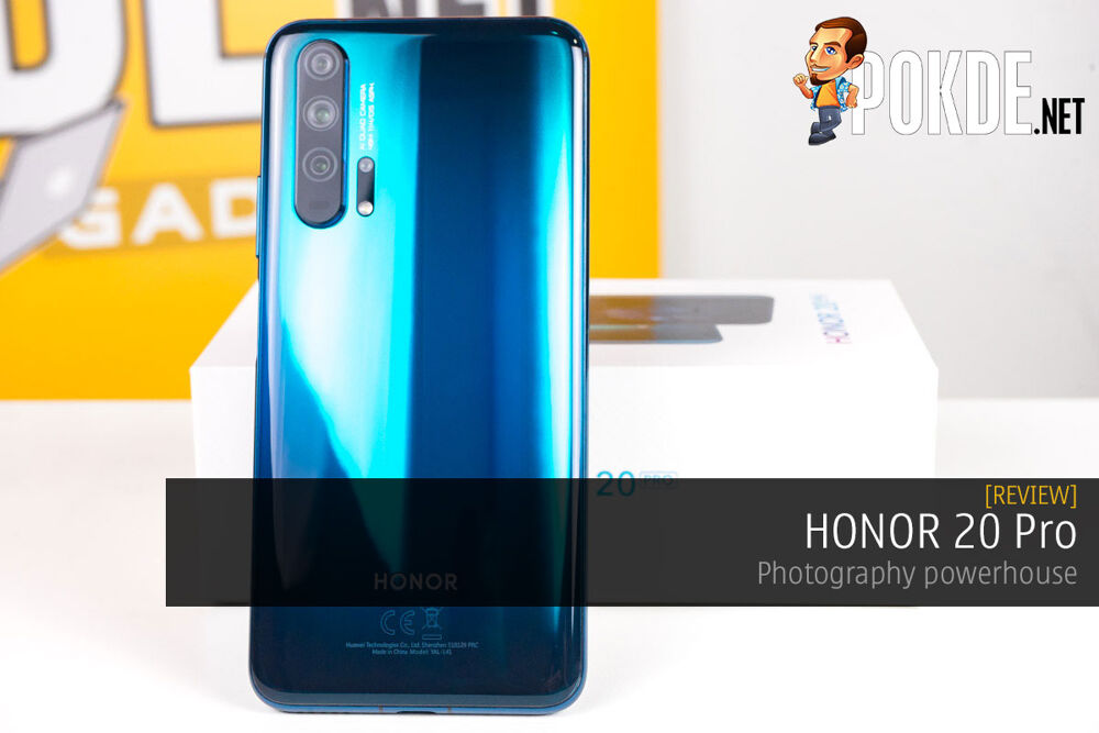 HONOR 20 Pro Review — photography powerhouse 22