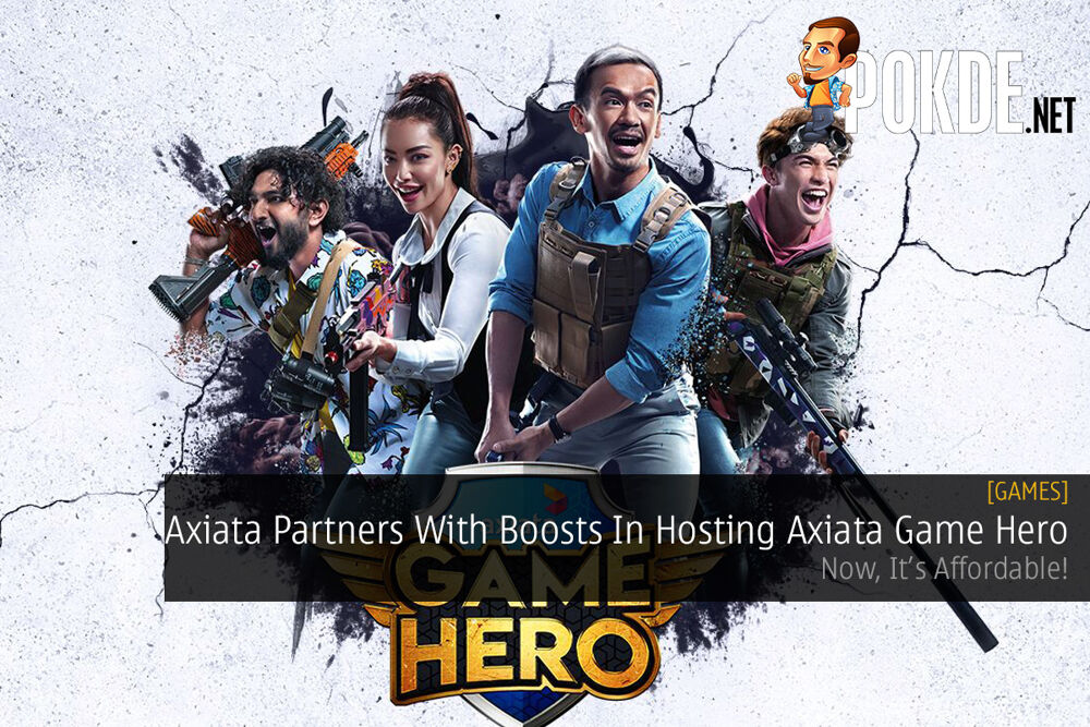Axiata Partners With Boosts In Hosting Axiata Game Hero — Free Fire Tournament With RM500,000 Prize Pool 20