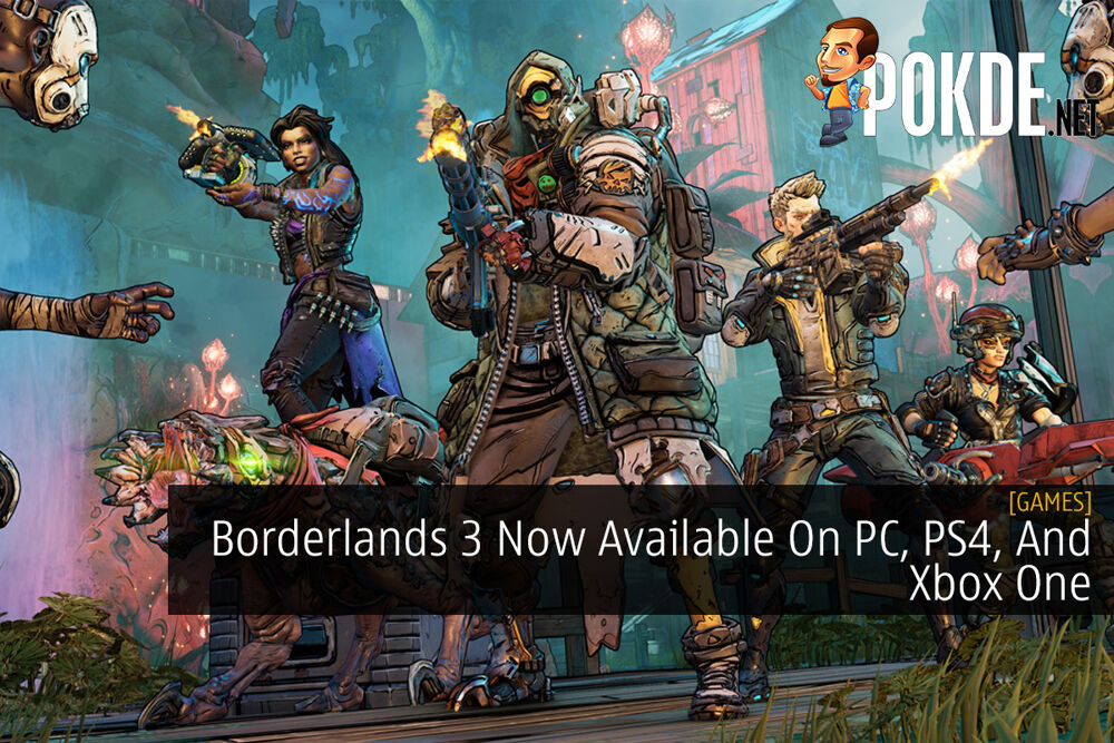 Borderlands 3 Now Available On PC, PS4, And Xbox One 24