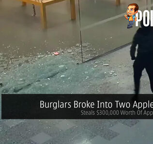 Burglars Broke Into Two Apple Stores — Steals $300,000 Worth Of Apple Products 29