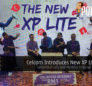 Celcom Introduces New XP Lite Plan — Unlimited Calls And Monthly Internet From RM28 22