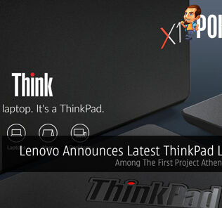 Lenovo Announces Latest ThinkPad Laptops — Among The First Project Athena Machines 30