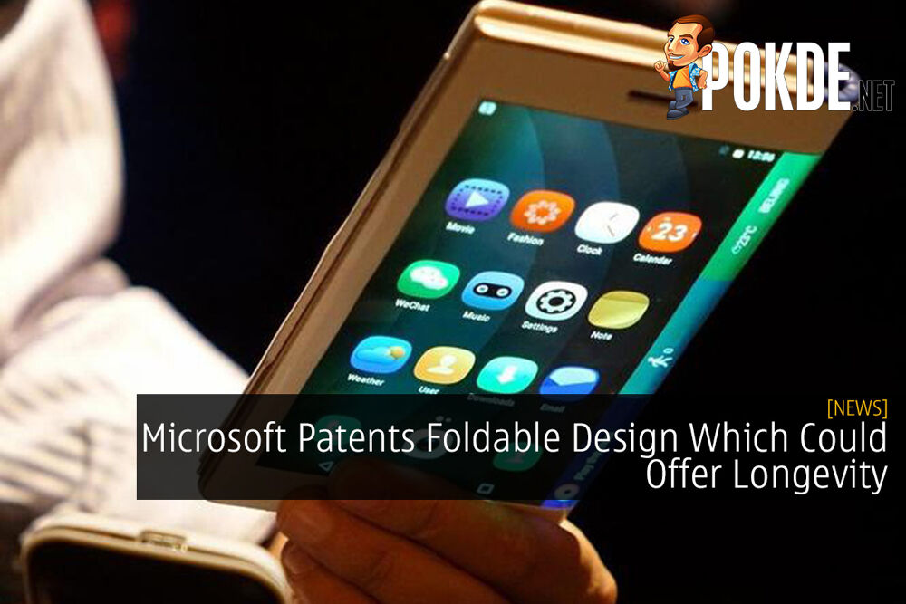 Microsoft Patents Foldable Design Which Could Offer Longevity 29