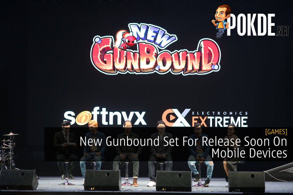 New Gunbound Set For Release Soon On Mobile Devices 19
