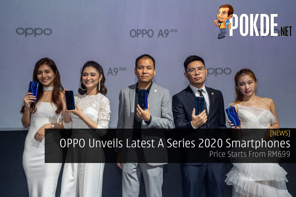 OPPO Unveils Latest A Series 2020 Smartphones — Price Starts From RM699 22