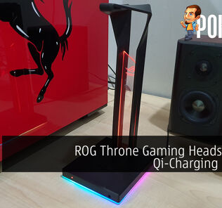 ROG Throne Gaming Headset with Qi-Charging Review 23