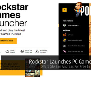 Rockstar Launches PC Games Store — Offers GTA San Andreas For Free In Celebration 23