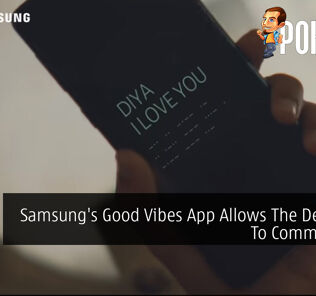 Samsung's Good Vibes App Allows The Deafblind To Communicate 27