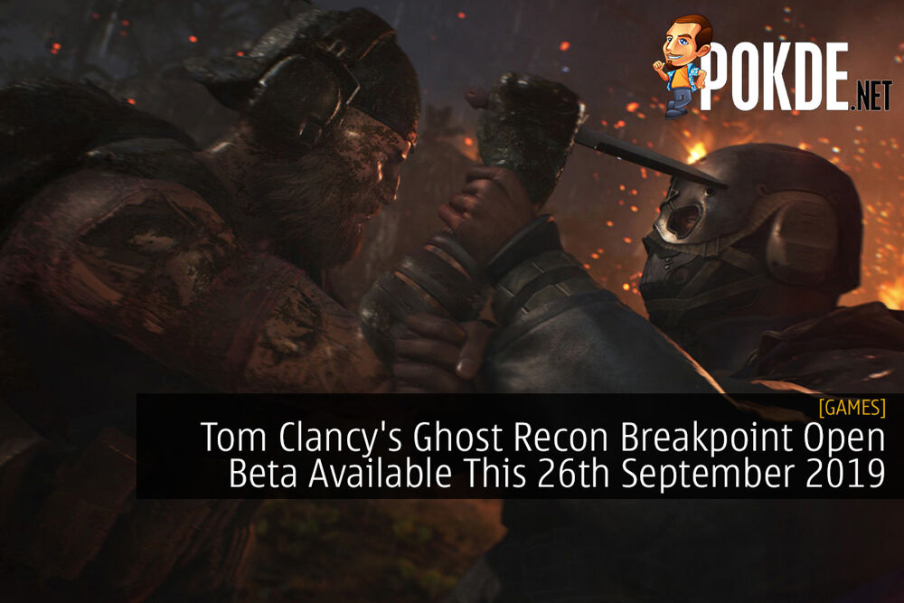 Tom Clancy's Ghost Recon Breakpoint Open Beta Available This 26th September 2019 22