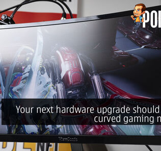 Here's why your next hardware upgrade should be this curved gaming monitor 26