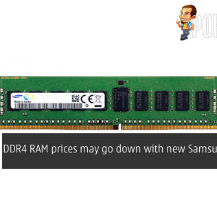 DDR4 RAM prices may go down with new Samsung A-die 27