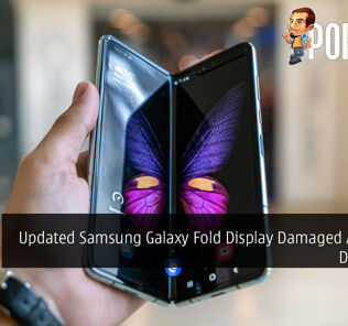 Updated Samsung Galaxy Fold Display Damaged After One Day of Use