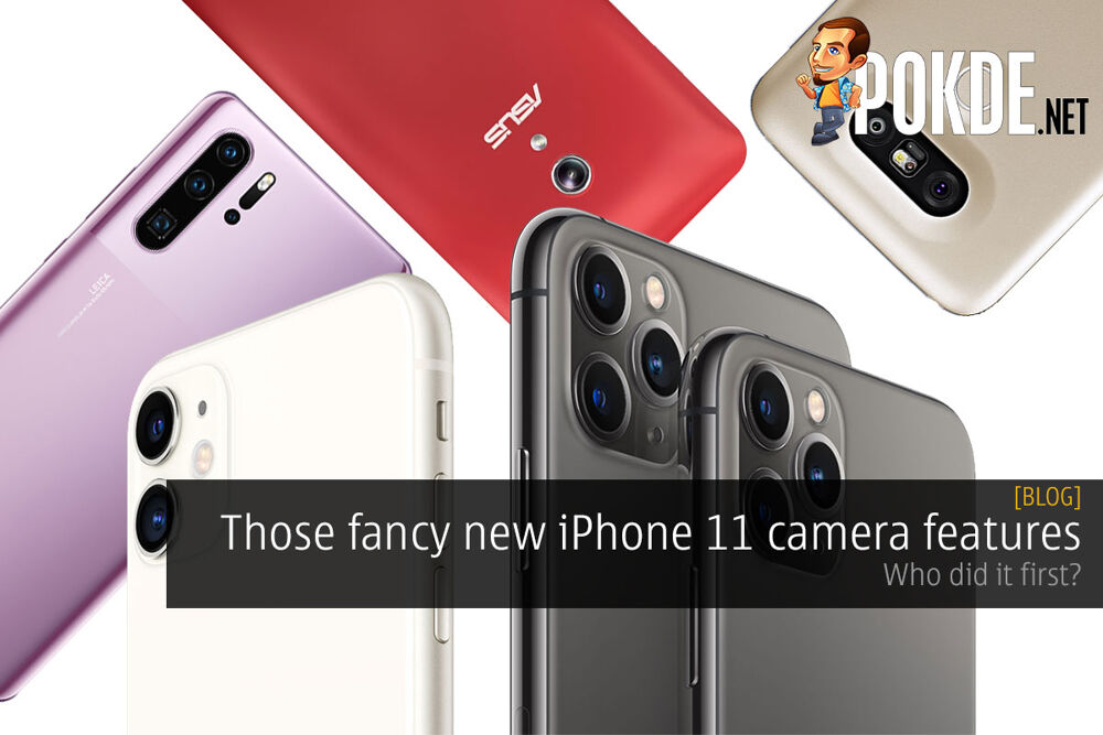 Those fancy new iPhone 11 camera features — who did it first? 17