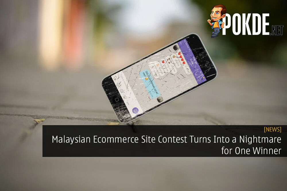 Malaysian Ecommerce Site Contest Turns Into a Nightmare for One Winner 19