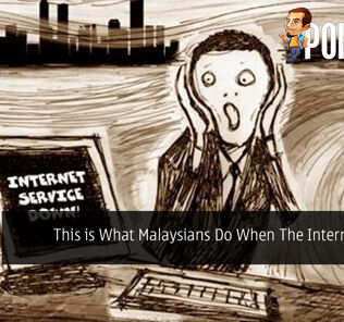 This is What Malaysians Do When The Internet Is Out 24