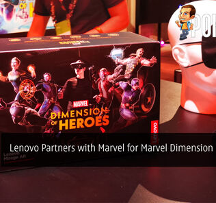 [IFA 2019] Lenovo Partners with Marvel for Marvel Dimension of Heroes AR Game 31