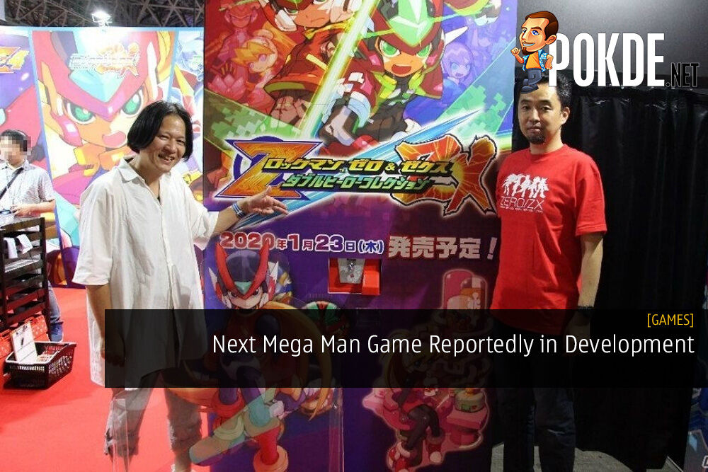 Next Mega Man Game Reportedly in Development