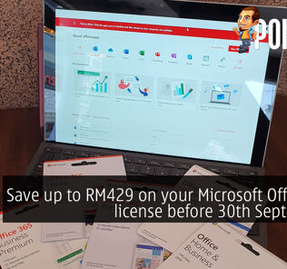 Save up to RM429 on your Microsoft Office ESD license before 30th September! 22