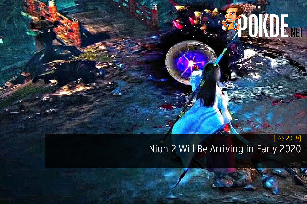 [TGS 2019] Nioh 2 Will Be Arriving in Early 2020
