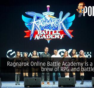 Ragnarok Online Battle Academy is a unique brew of RPG and battle royale 25