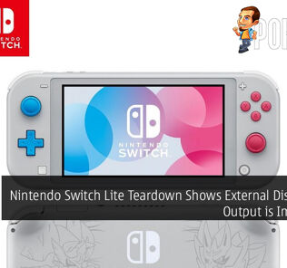 Nintendo Switch Lite Teardown Shows TV Output is Impossible - Joy-Con Drift Still an Issue? 25
