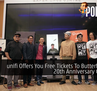 unifi Offers You Free Tickets To Butterfingers' 20th Anniversary Concert 25