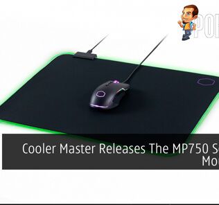 Cooler Master Releases The MP750 Soft RGB Mousepad 20