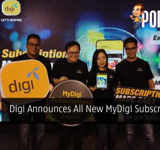 Digi Announces All New MyDigi Subscriptions — All-in-one Subscription Hub 21