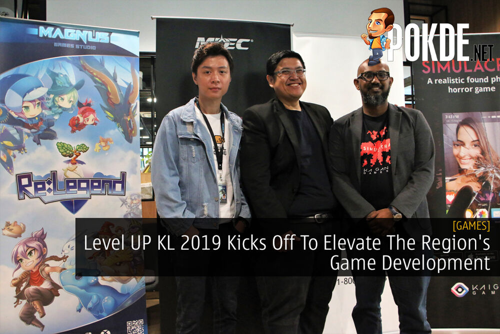 Level UP KL 2019 Kicks Off To Elevate The Region's Game Development 23