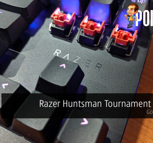 Razer Huntsman Tournament Edition Review — Gotta Go Fast! 32