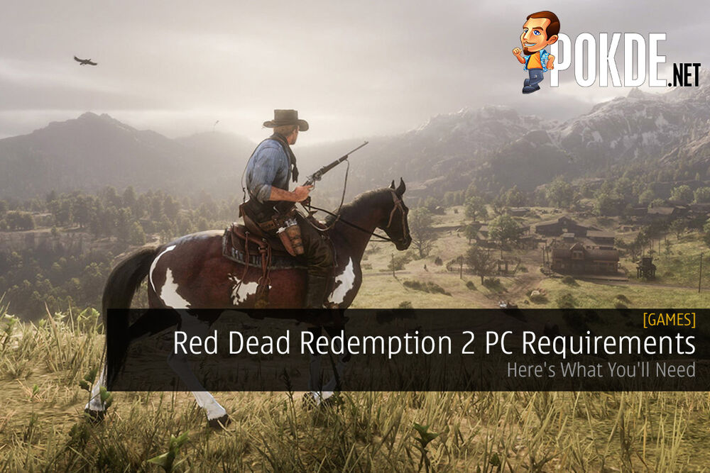 Red Dead Redemption 2 PC Requirements — Here's What You'll Need 23