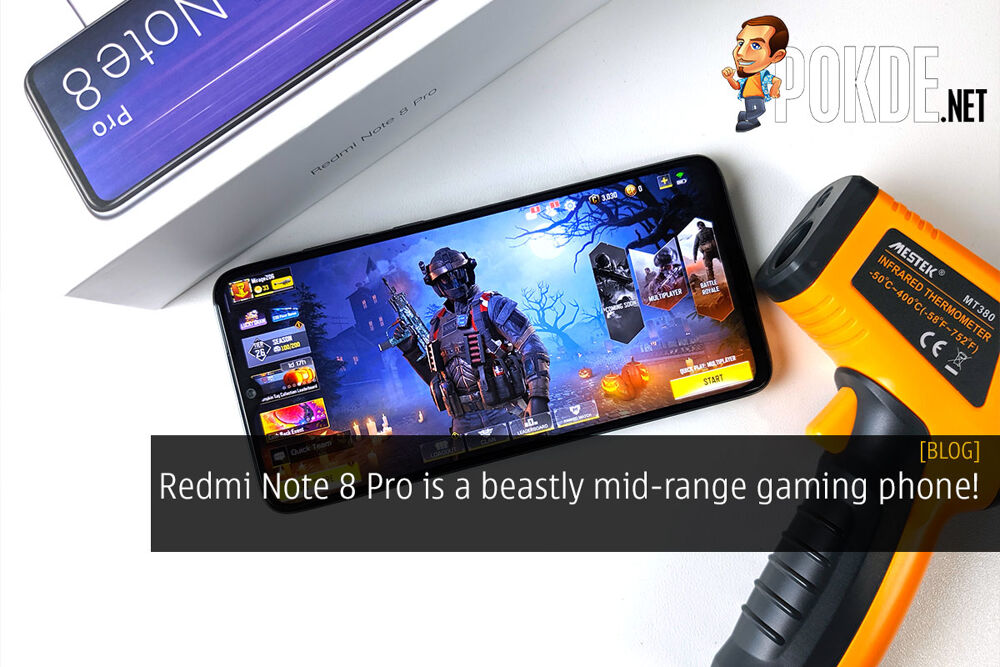 Redmi Note 8 Pro is a beastly mid-range gaming phone! 22