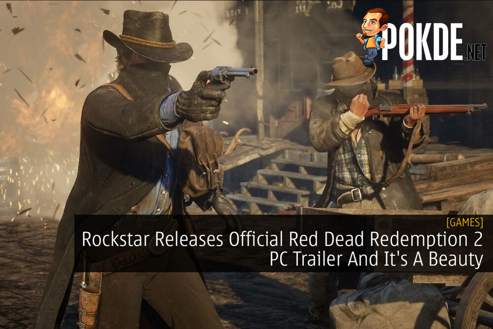 Rockstar Releases Official Red Dead Redemption 2 PC Trailer And It's A Beauty 26