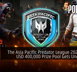 The Asia Pacific Predator League 2020 With USD 400,000 Prize Pool Gets Underway 27