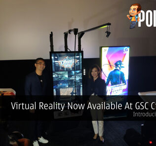 Virtual Reality Now Available At GSC Cinemas — Introducing VAR Box 30
