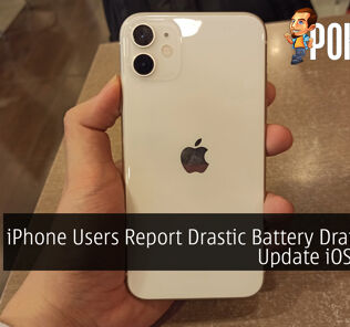 iPhone Users Report Drastic Battery Drain With Update iOS 13.1.3 23