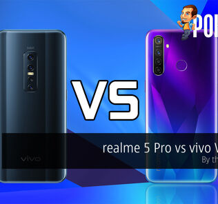 realme 5 Pro vs vivo V17 Pro — by the numbers 27