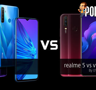 realme 5 vs vivo Y12 ⁠— by the numbers 37