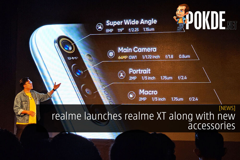 realme launches realme XT along with new accessories 20