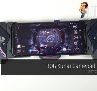 ROG Kunai Gamepad Review - Almost a Joy Con 24