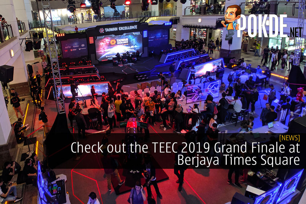 Check out the TEEC 2019 Grand Finale at Berjaya Times Square 18