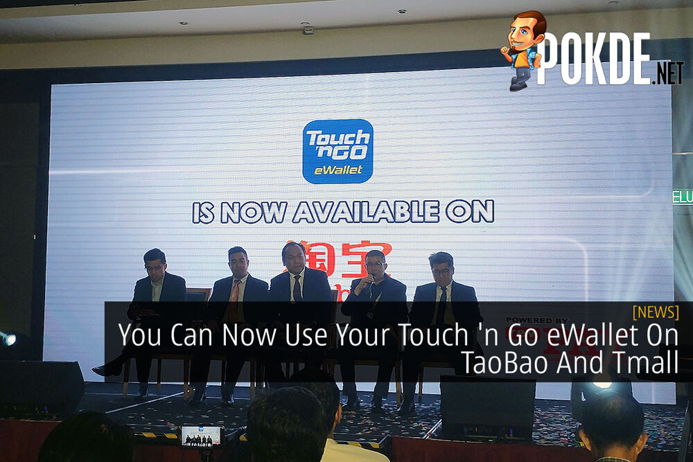 You Can Now Use Your Touch 'n Go eWallet On TaoBao And Tmall 23