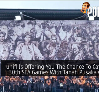 unifi Is Offering You The Chance To Catch The 30th SEA Games With Tanah Pusaka Contest 24