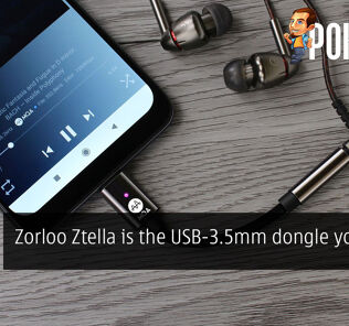 Zorloo Ztella is the USB-3.5mm dongle you want 29
