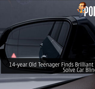 14-year Old Teenager Finds Brilliant Way To Solve Car Blind Spots 26