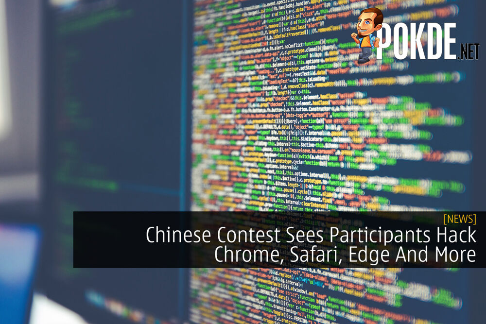 Chinese Contest Sees Participants Hack Chrome, Safari, Edge And More 32