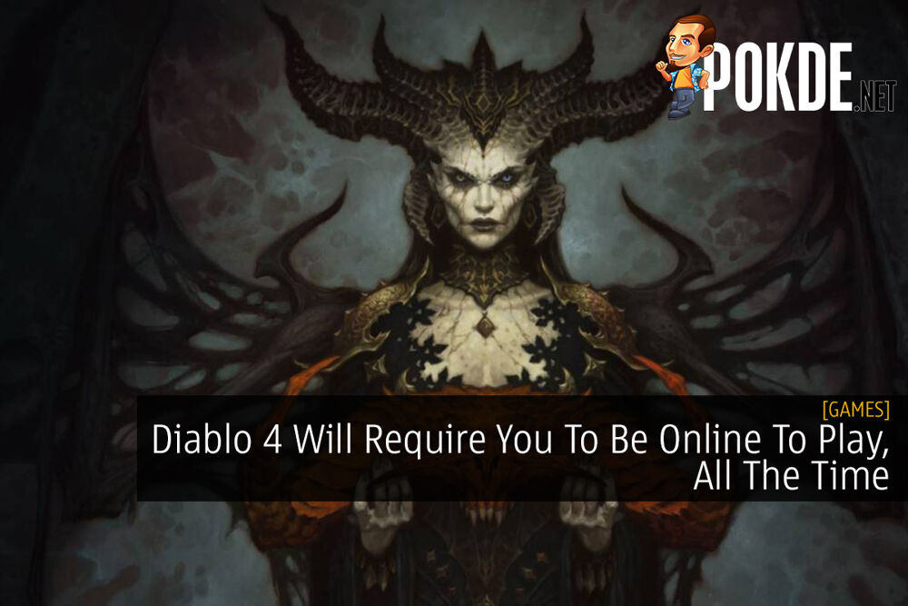 Diablo 4 Will Require You To Be Online To Play, All The Time 18