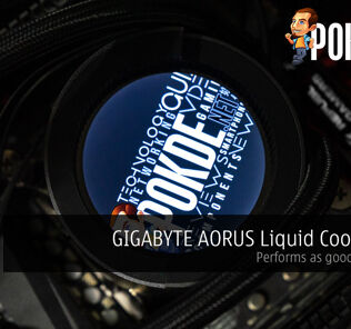 GIGABYTE AORUS Liquid Cooler 240 Review — performs as good as it looks 23
