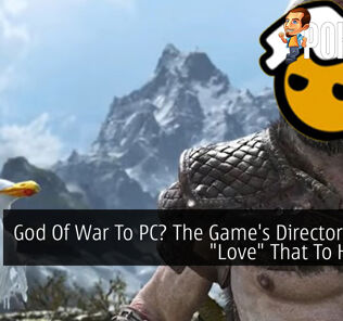"God Of War To PC? The Game's Director Would ""Love"" That To Happen 16"