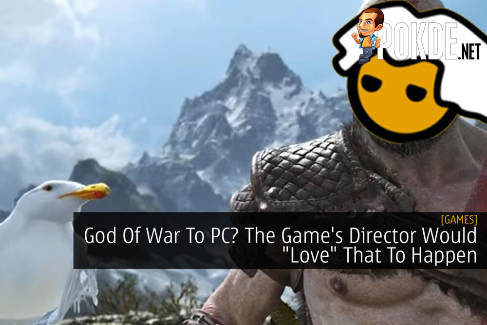 """God Of War To PC? The Game's Director Would """"Love"""" That To Happen 24"""